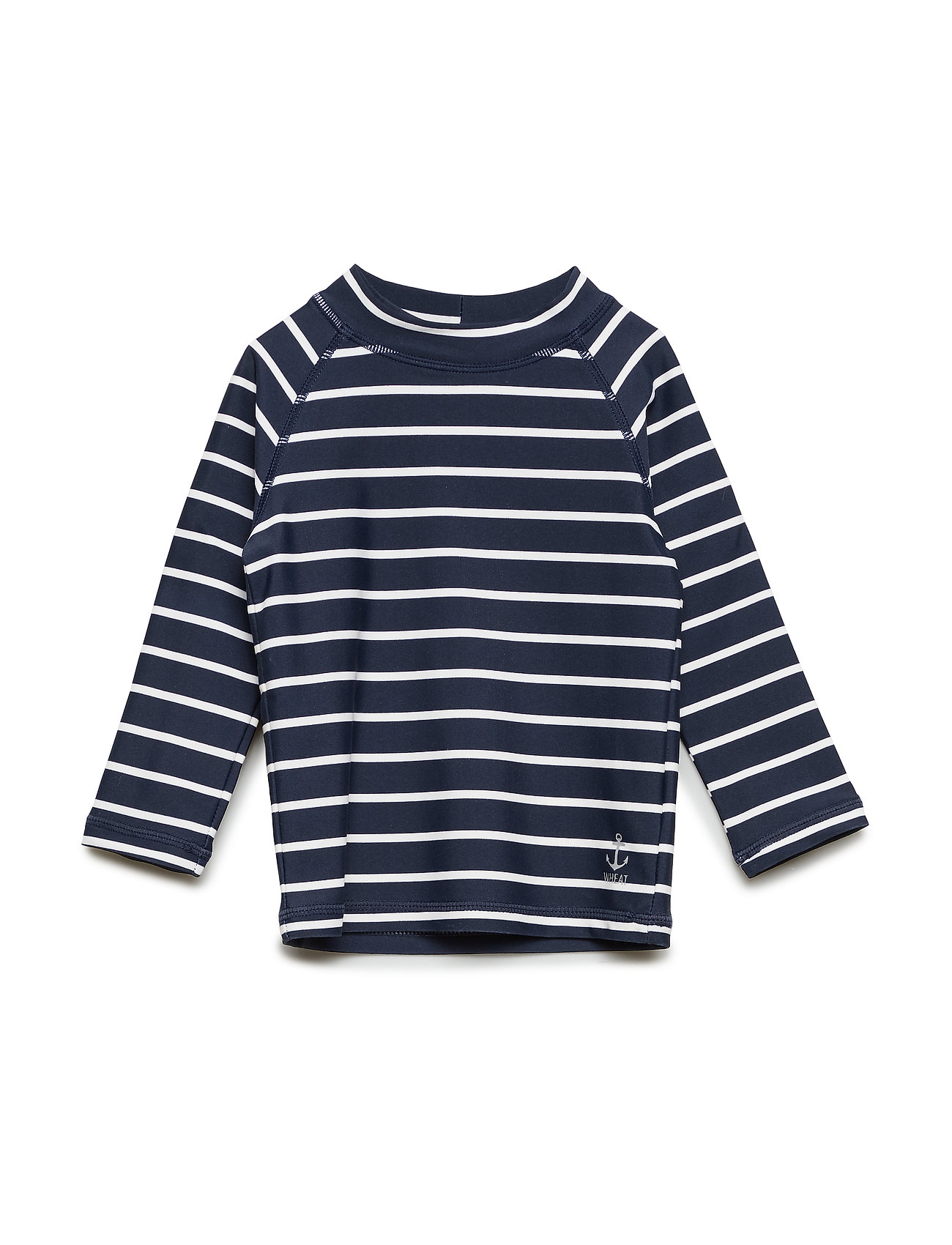 Wheat Swim T-Shirt Dilan LS - NAVY