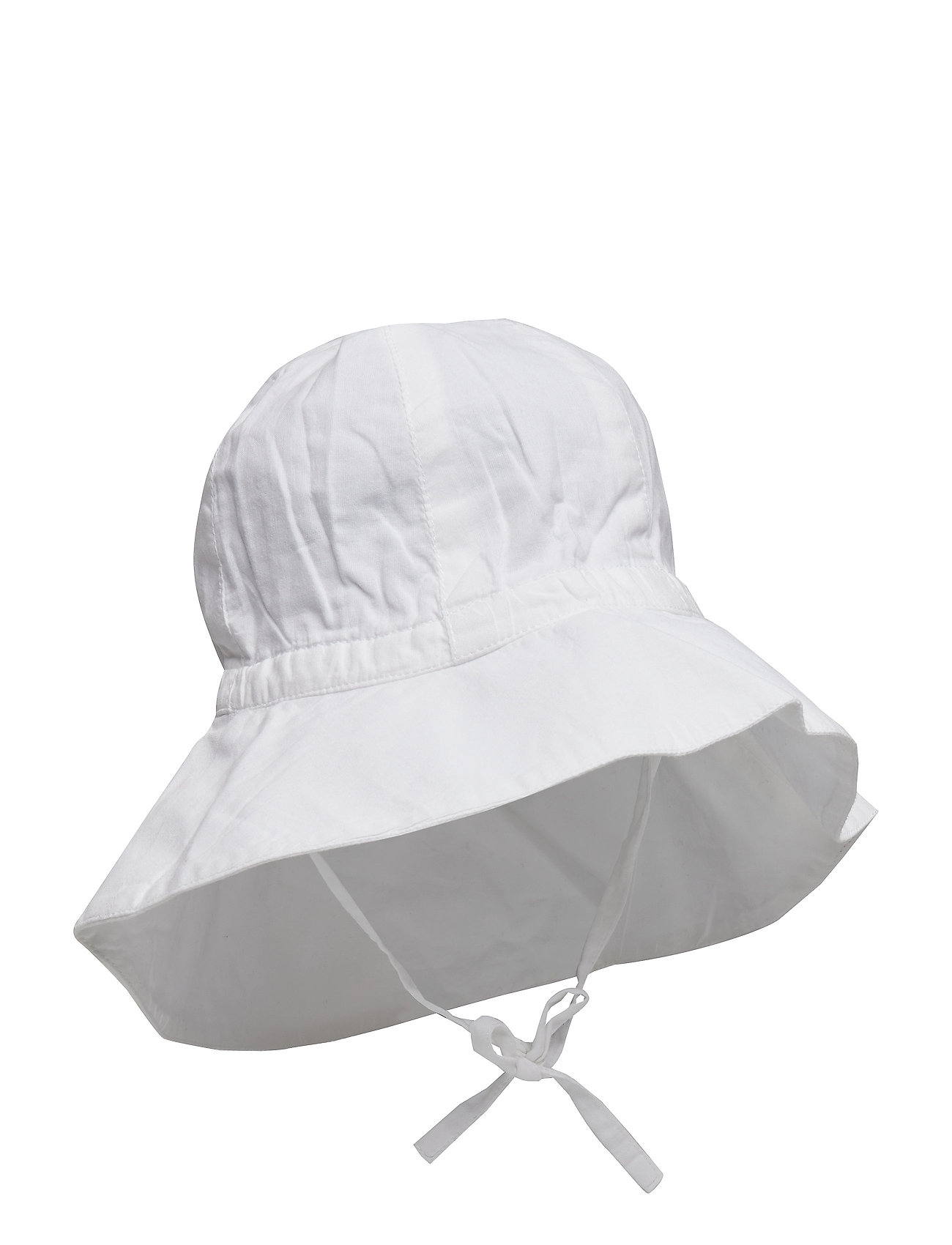 fddba3a0b30 Wheat solhatte – Baby Girl Sun Cap til børn i Hvid - Pashion.dk