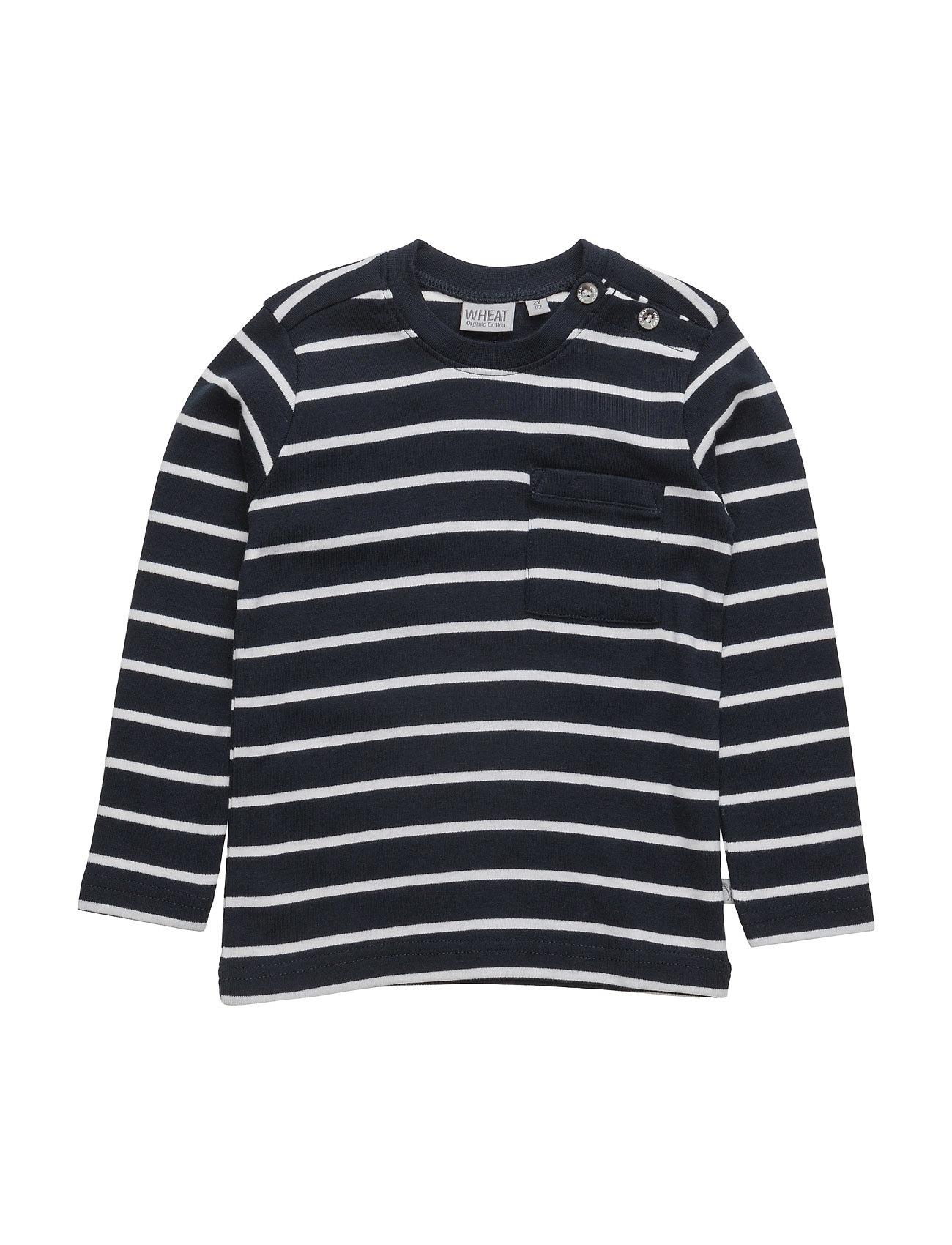 Wheat T-Shirt Jesper LS