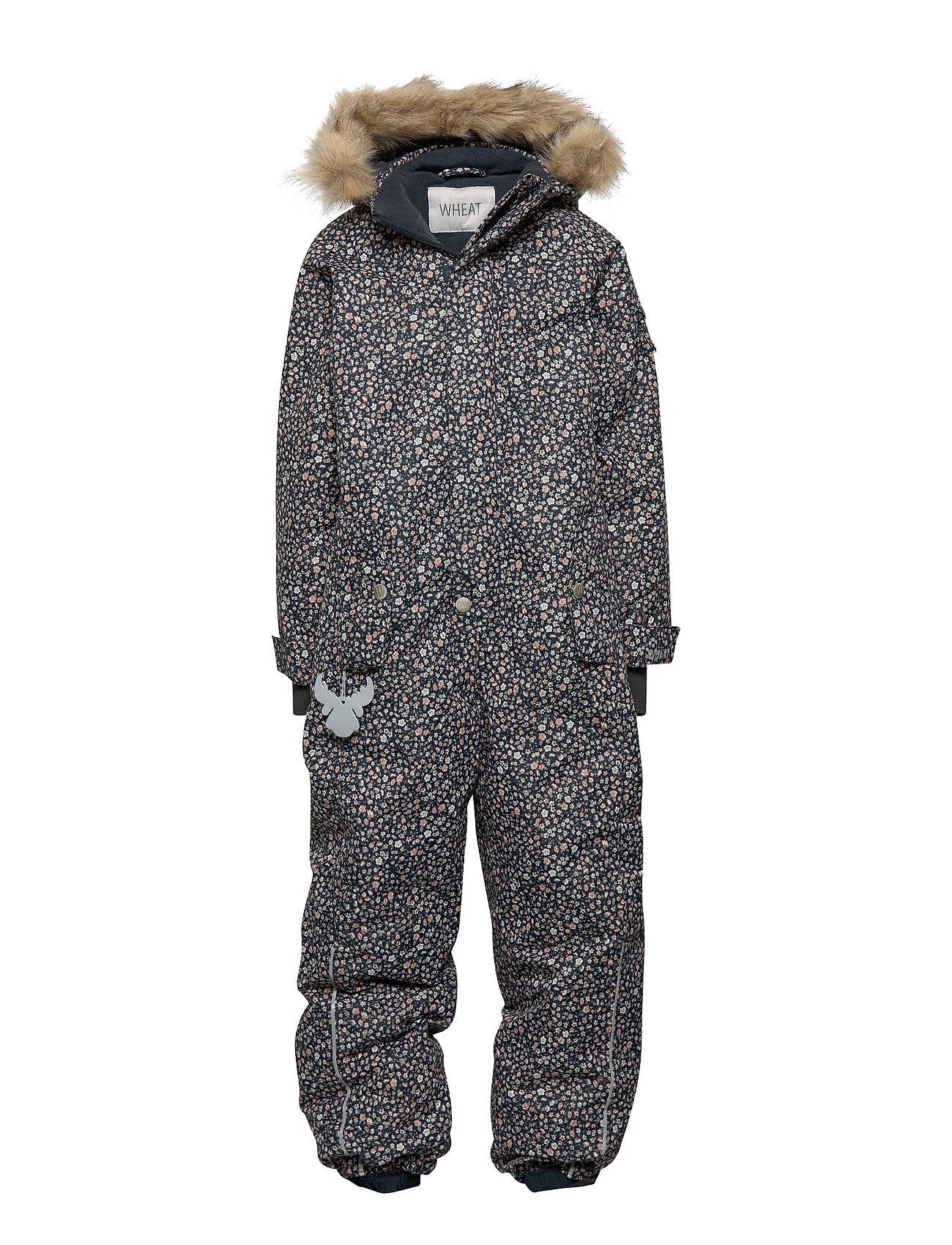 Wheat Snowsuit Moe - NAVY