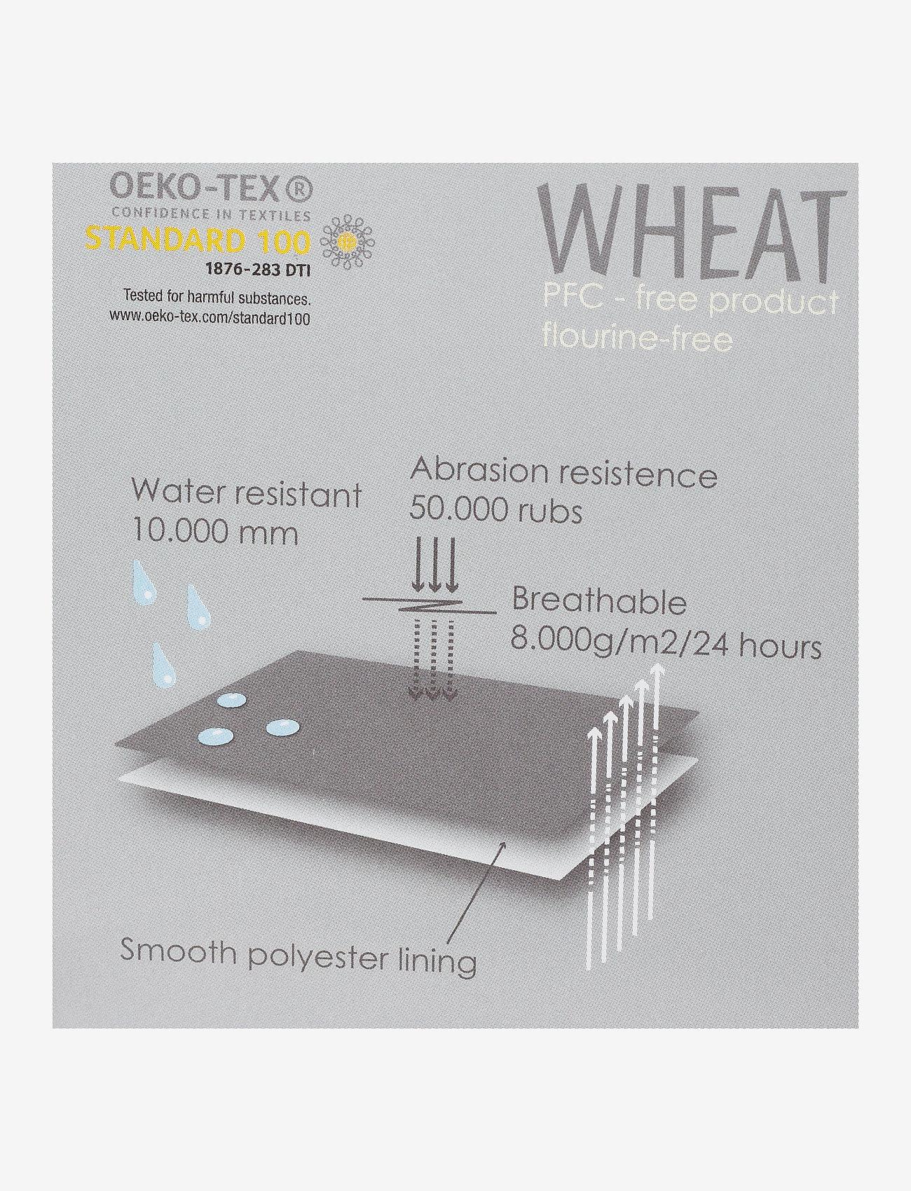 Wheat - Jacket Ada Tech - softshell jassen - rose flowers - 2
