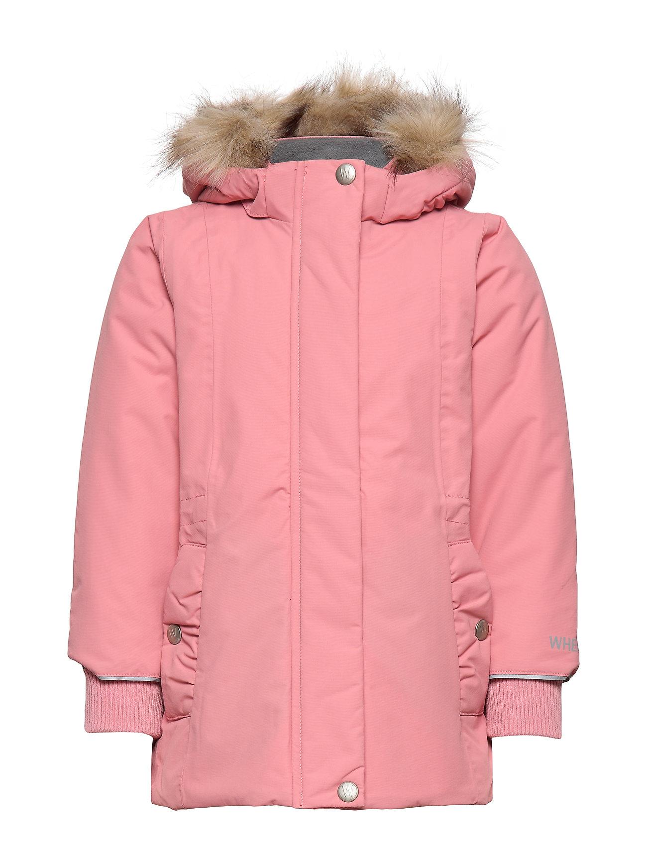 Wheat Jacket Elice - SOFT PEACH ROSE