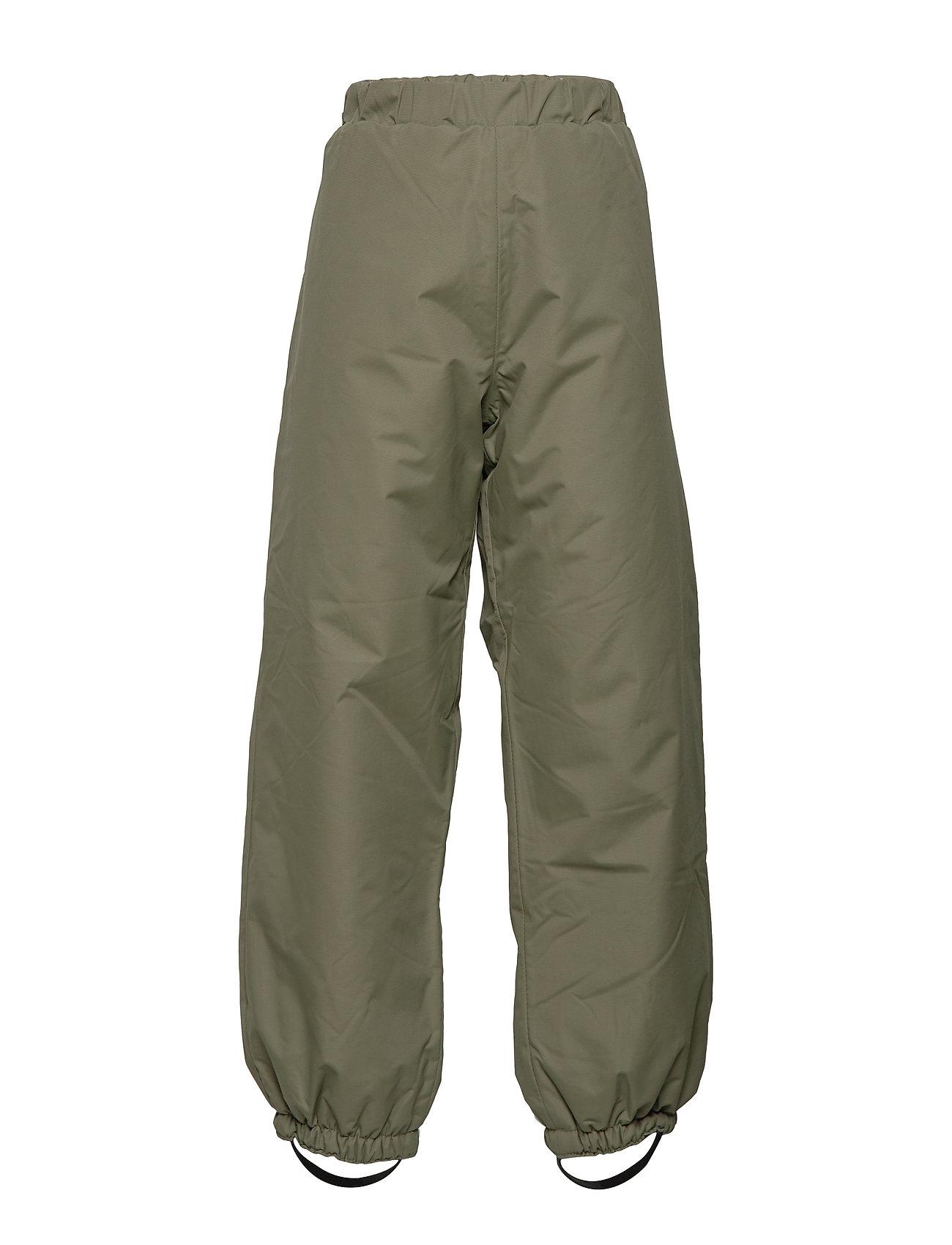 Wheat Ski Pants Jay - ARMY LEAF