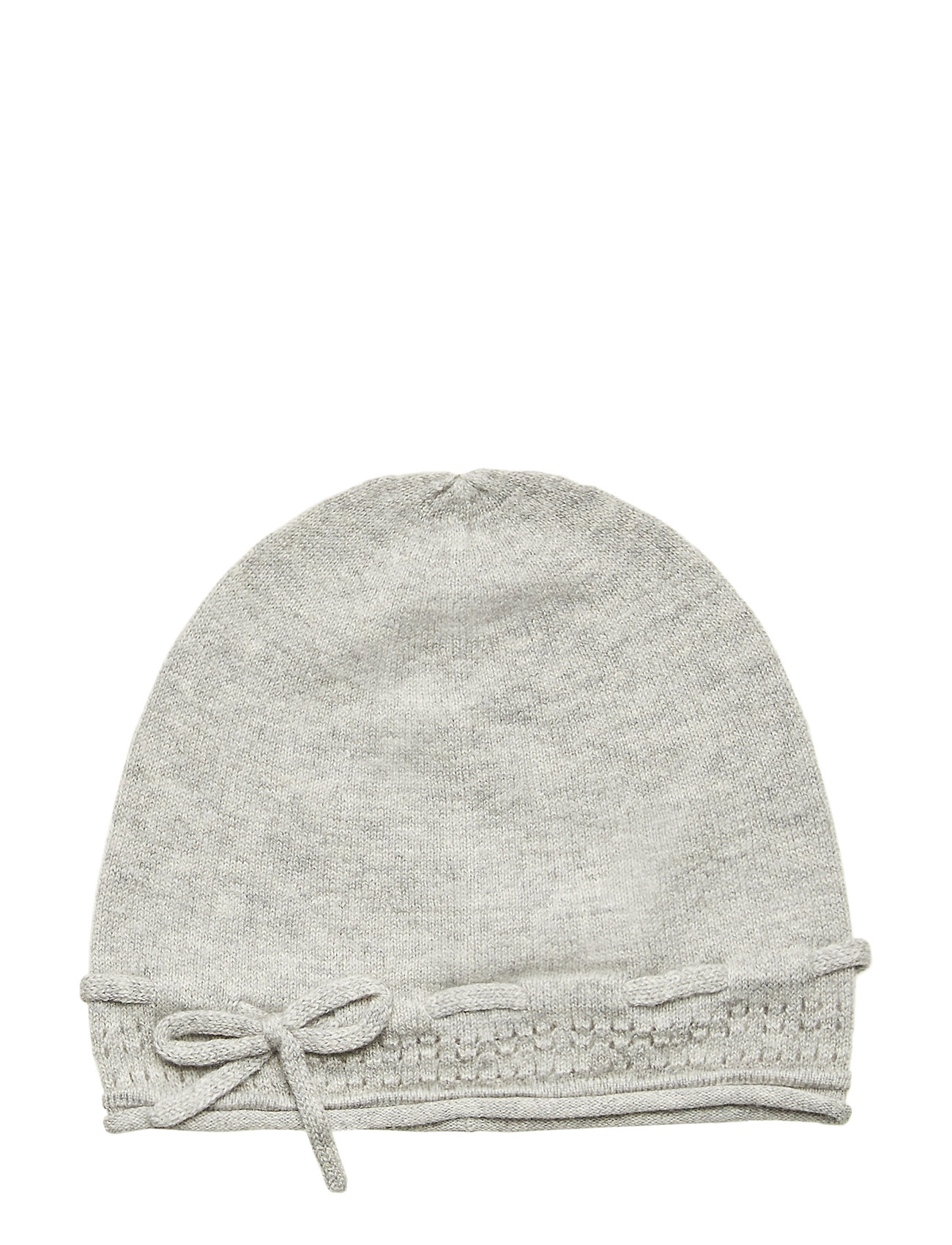 Wheat Beanie Marisa - MELANGE GREY