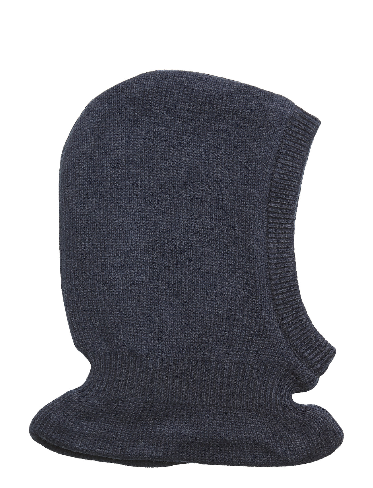 Image of Knitted Balaclava Hat Blå WHEAT (3071138183)