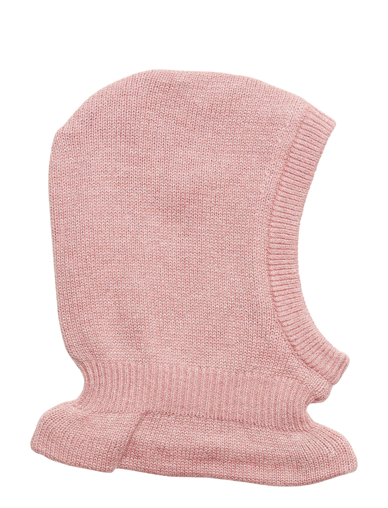 Image of Knitted Balaclava Hat Lyserød WHEAT (3072431873)