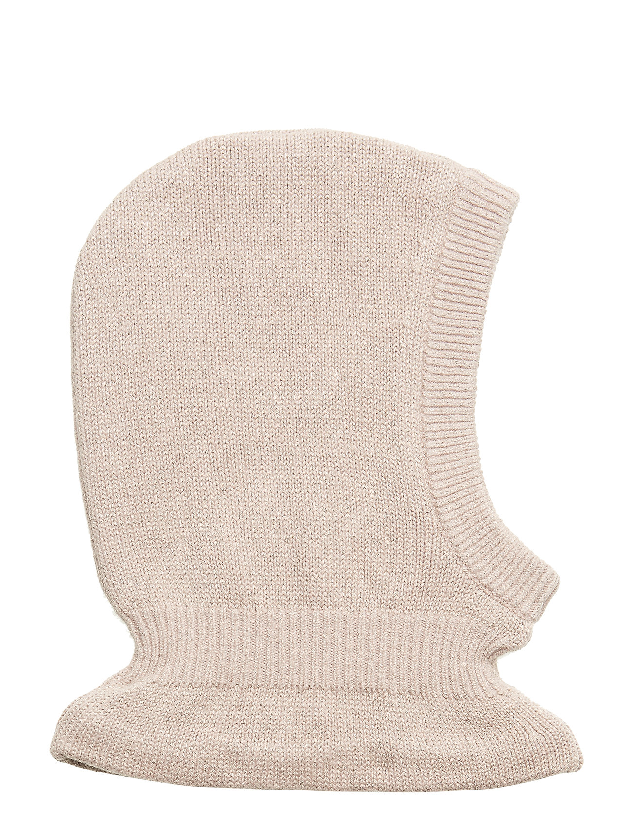 Image of Knitted Balaclava Hat Lyserød WHEAT (3072431869)