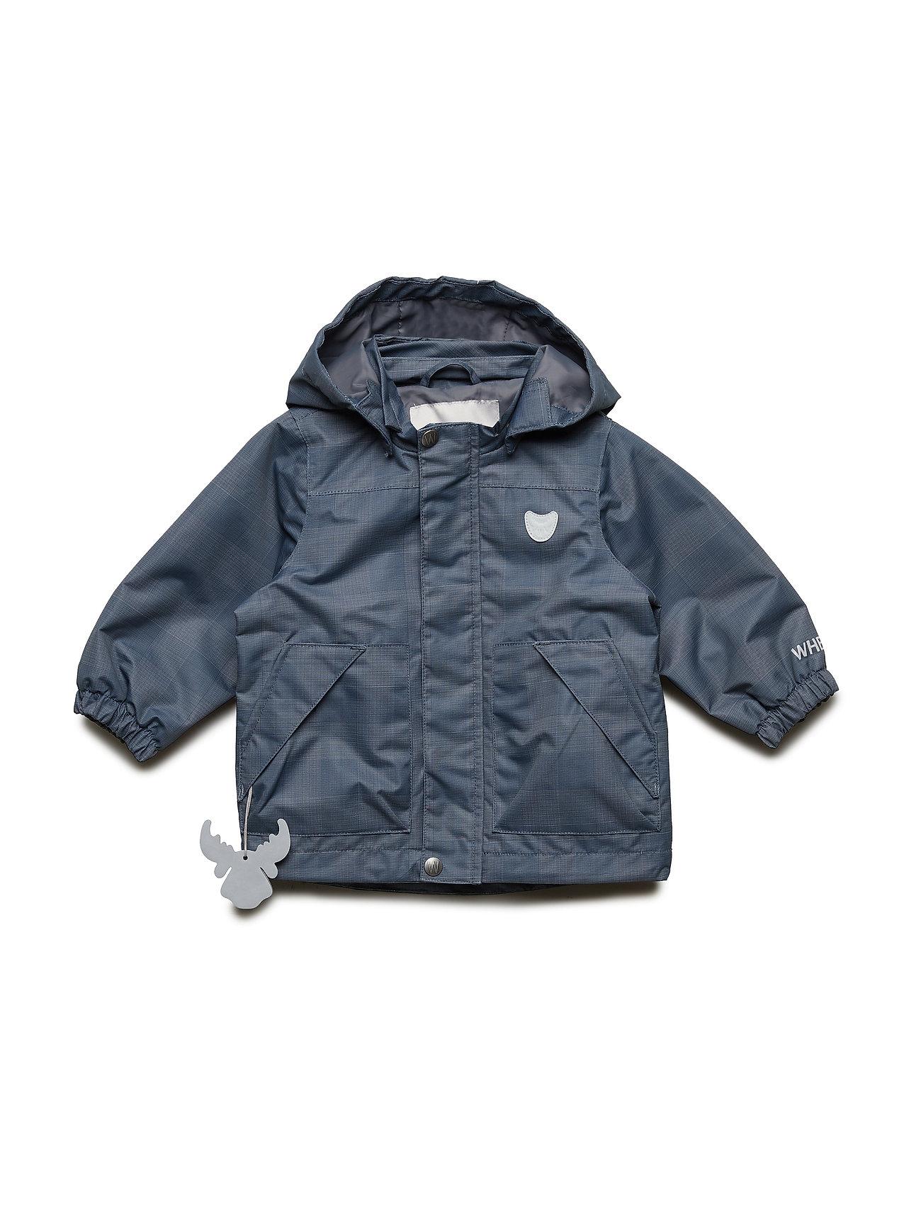 Wheat Jacket Tom - NAVY