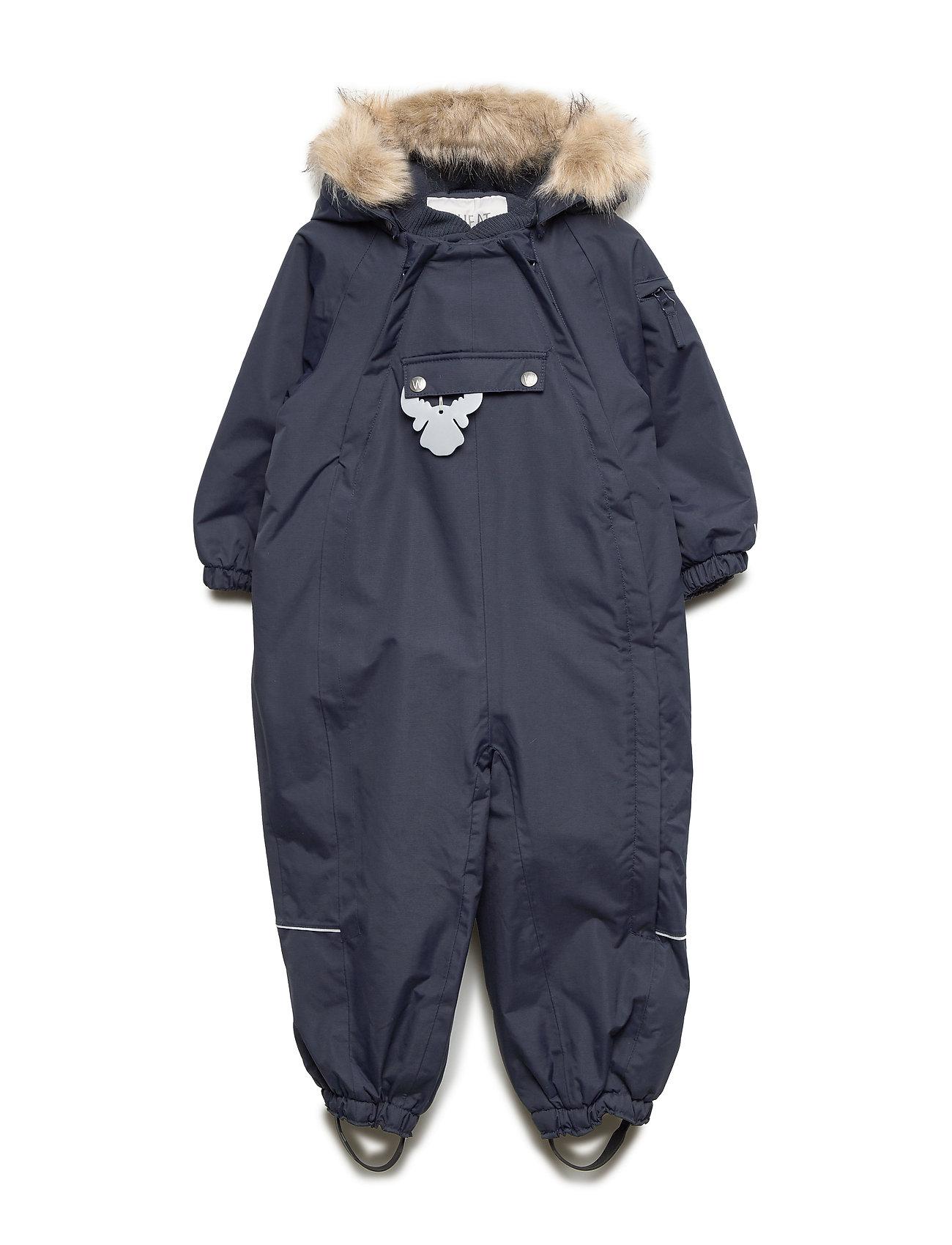 Wheat Snowsuit Nickie - NAVY
