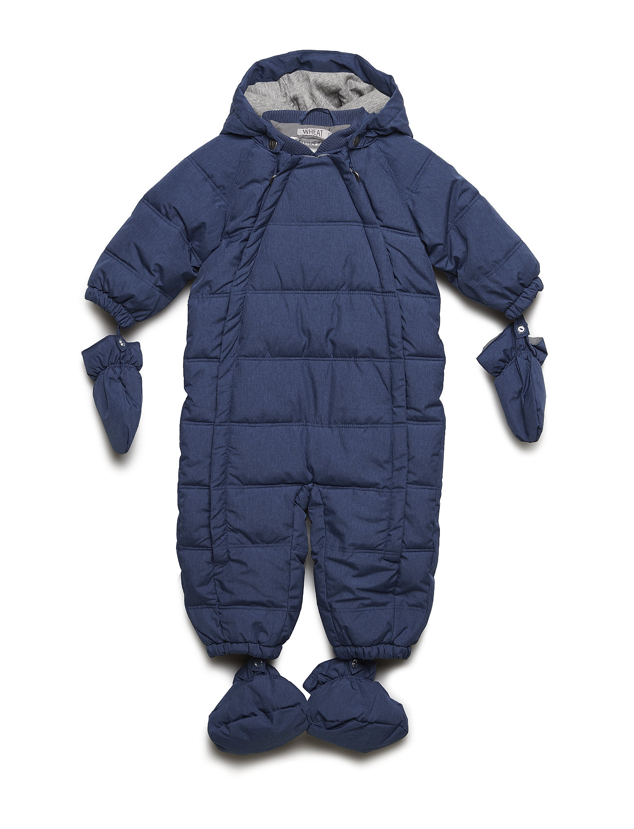 Wheat Down Baby Suit