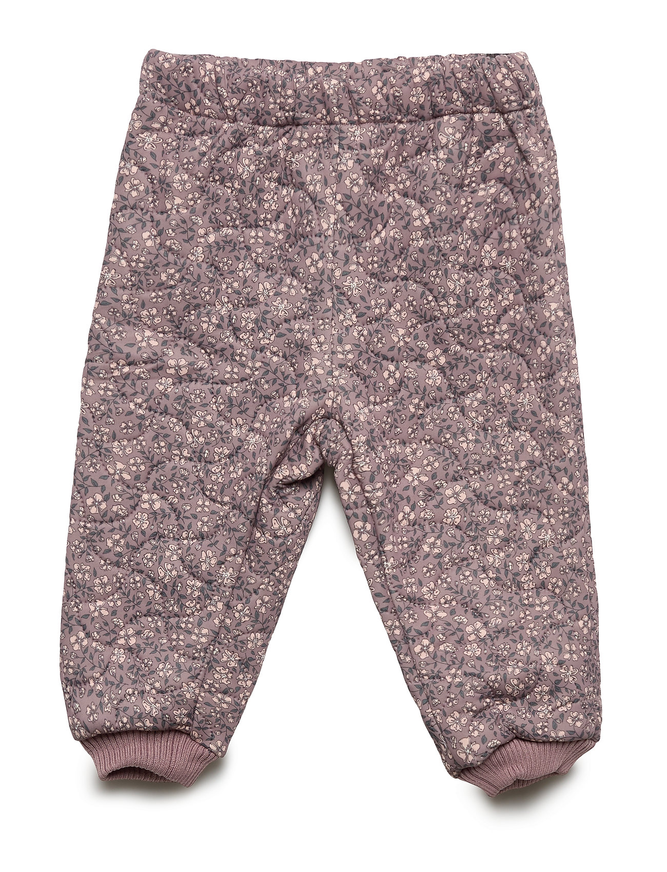 Wheat Thermo Pants Alex - DUSTY ROUGE