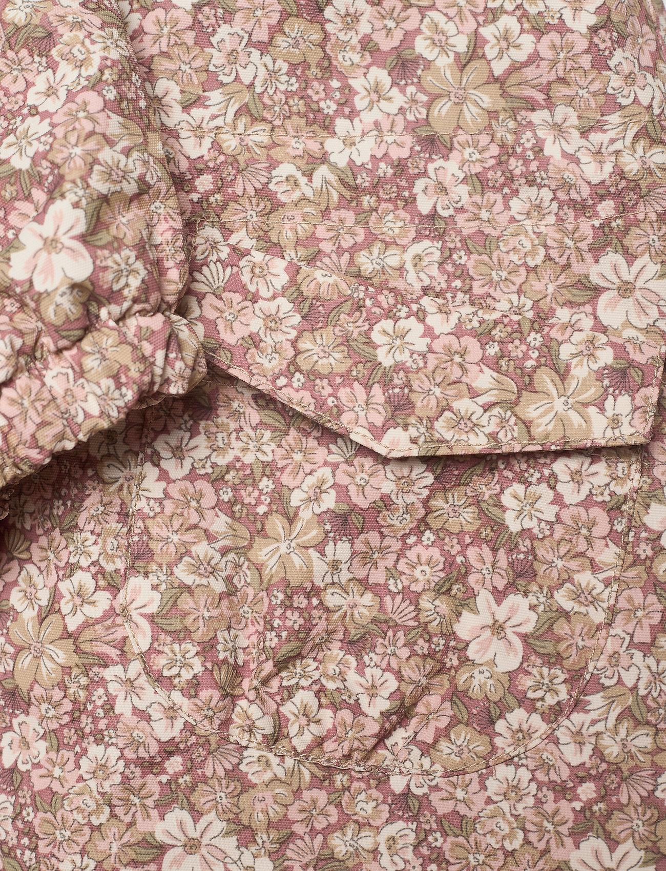 Wheat - Jacket Ada Tech - vindjakke - rose flowers - 4