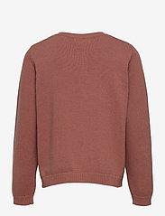 Wheat - Knit Cardigan Ella - gilets - rose cheeks - 1