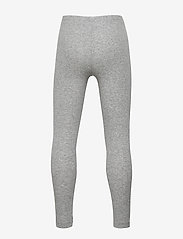 Wheat - Rib Leggings - leginsy - melange grey - 1
