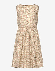 Wheat - Dress Thelma - jurken - eggshell flowers - 0