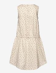 Wheat - Dress Vilde - kleider - eggshell flowers - 1