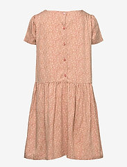 Wheat - Dress Agnete - kleider - rose flowers - 1