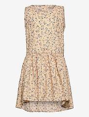 Wheat - Dress Sarah - kleider - alabaster flowers - 0