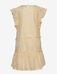 Wheat - Dress Louise - kjoler - lemon flowers - 1