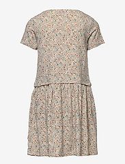 Wheat - Dress Adea - kleider - dusty dove flowers - 1