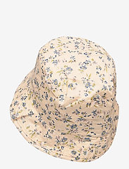 Wheat - Sunhat - solhat - alabaster flowers - 1