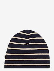 Wheat - Hat Soft - hatte og handsker - marina - 1