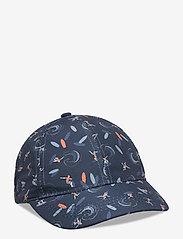Wheat - Cap - hatte og handsker - marina surf - 0