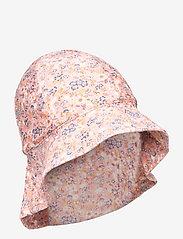 UV Sun Hat - FLOWERS AND SEASHELLS