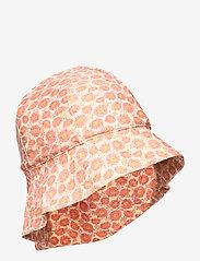 UV Sun Hat - ROSE FLOWERS