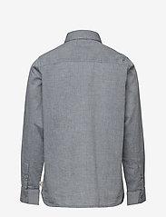 Wheat - Shirt Marcel - shirts - blue - 1