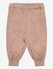 Wheat - Trousers Sara - trousers - misty rose flowers - 0