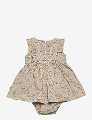 Wheat - Dress Suit Sofia - kleider - moonlight flowers - 1
