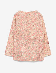 Wheat - Swim T-Shirt Dilan LS - koszulki - lemon curd flowers - 1