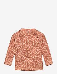 Swim T-Shirt Alma - ROSE FLOWERS