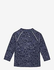 Wheat - Swim T-Shirt Bokdan - uv tops - flintstone sealife - 1