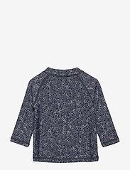 Wheat - Swim T-Shirt Dilan LS - koszulki - navy - 1