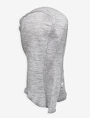 Wheat - Elephant Hat Wool - huer - melange grey - 1