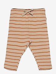 Wheat - Trousers Nicklas - trousers - almond - 0