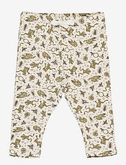 Wheat - Leggings Nicklas - leggings - eggshell frogs - 0