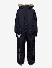 Wheat - Snowsuit Moe Tech - snowsuit - midnight blue - 1