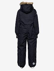Wheat - Snowsuit Moe Tech - snowsuit - midnight blue - 3