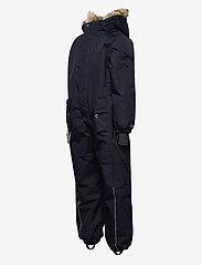 Wheat - Snowsuit Moe Tech - snowsuit - midnight blue - 4