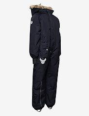 Wheat - Snowsuit Moe Tech - snowsuit - midnight blue - 5