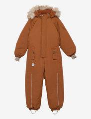 Wheat - Snowsuit Moe Tech - snowsuit - cinnamon - 0