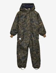 Wheat - Snowsuit Miko Tech - snowsuit - wood - 0