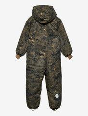 Wheat - Snowsuit Miko Tech - snowsuit - wood - 1