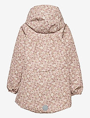 Wheat - Jacket Ada Tech - softshell jassen - rose flowers - 1