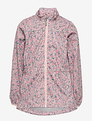 Wheat - Softshell Jacket Gilda - softshell jacket - eggshell flowers - 2