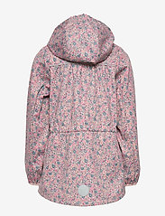 Wheat - Softshell Jacket Gilda - softshell jacket - eggshell flowers - 3