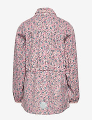 Wheat - Softshell Jacket Gilda - softshell jacket - eggshell flowers - 4